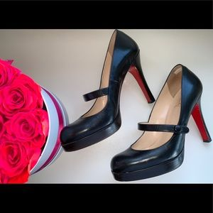 Christian Louboutin Mary-Jane Heels